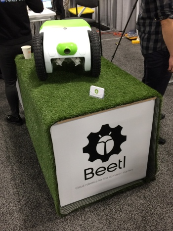 Beetl could relive pet owners of an odious chore.