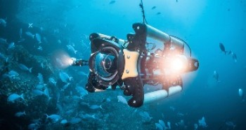 The Boxfish ROV was among the standouts at CES 2017.