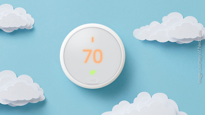 Nest Thermostat E. Image: Nest.