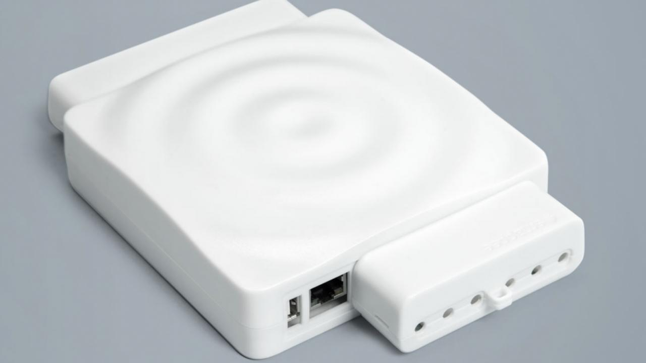 The Smappee Plus energy monitor connects to your home's main electrical panel with a snap-on connector, and enables whole-home energy data collection. This mid-range model also breaks out how energy is produced by solar panels and how much your electric vehicle is consuming. Image: Smappee.