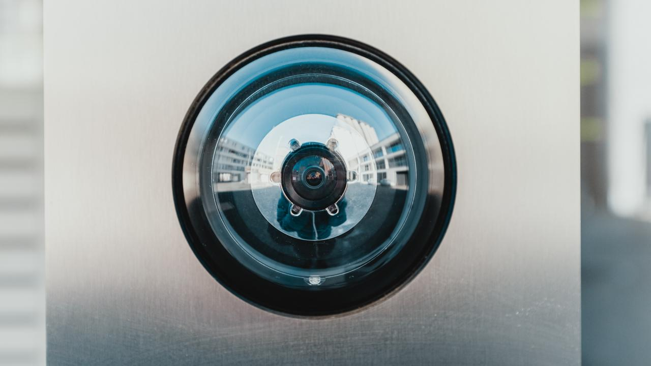 The bane of intruders seeking to burglarize your home, security cameras can bring a high level of safety to your family. Image: Bernard Hermant on Unsplash.